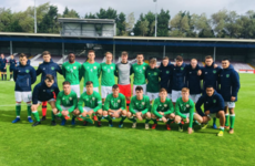 Highly-rated Brighton prospect on target in Ireland U19s victory