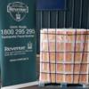 Sangria smuggled in boxes labelled 'orange juice' seized alongside 15kg of tobacco