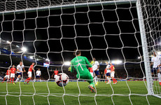 England avoid fourth straight defeat as Rashford strike neutralises Swiss