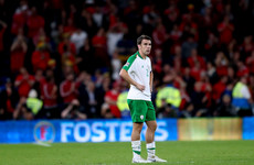 Seamus Coleman injury doubt for Nations League double-header against Denmark and Wales