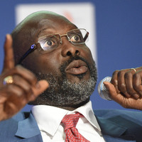 Liberia president George Weah plays 79 minutes for national team at the age of 51