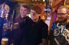 The Prodigy's Keith Flint spent his Friday night pulling pints in a Co. Wicklow pub