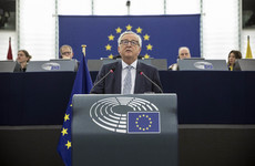 Juncker urges EU to take on stronger role in world affairs