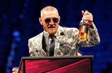 Conor McGregor's plan to release a Notorious whiskey brand has been iced