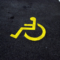 Motorist banned from driving for six months and fined €750 for parking in disabled bay