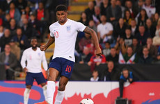 Rashford arguably developing more quickly than Ronaldo and Kane, says Southgate