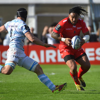 Nonu returns to Super Rugby with the Blues after three-year stint in France