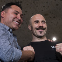 Spike O'Sullivan vows to retire 'classless' Lemieux as trash talk turns personal in Vegas