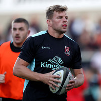 Murphy misses South Africa trip but Ulster say ankle injury not 'long-term'