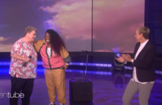 Ellen united Missy Elliott with her viral 'funky white sister' and it was pretty wholesome