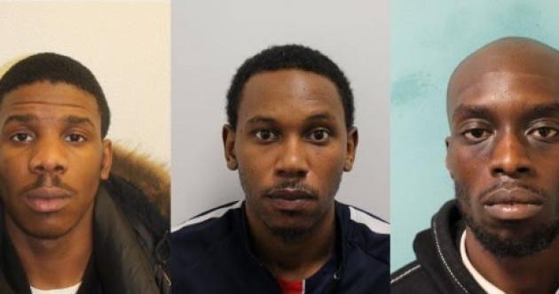 UK carjacking gang who sprayed corrosive ammonia in victims' eyes found guilty