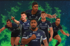 Connacht's new alternative jersey 'draws inspiration from the deep Atlantic Ocean'