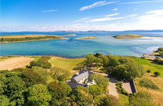 Five-bed coastal retreat with guest wing and private gardens for €3.5m
