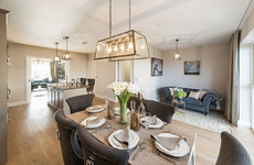 Brand new three and four bedroom homes in commuter-friendly Meath