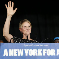Sex and the City's Cynthia Nixon fails in her bid to be Governor of New York