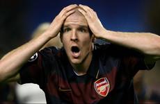 Gallas: Senderos had panic attacks before Arsenal matches