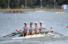 Irish rowers finish fifth in World Championships final