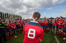 'There's something special about the red jersey... Munster always meant a lot to me'