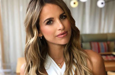 Vogue Williams kicked off at 'parent shamers' on her Insta after going back to work... it's The Dredge