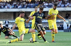 Serie A side reduced to minus points after penalty deduction
