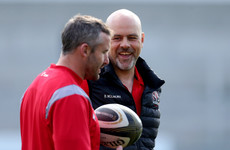 'We ask for that 'fight for every inch' mentality': McFarland's Ulster walking the walk