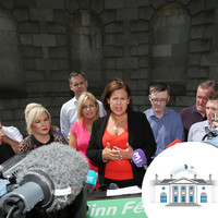 Sinn Féin to announce its presidential candidate today - but this campaign is more of 'test run'