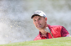 Harrington in the hunt for top-10 weekend at the KLM Open