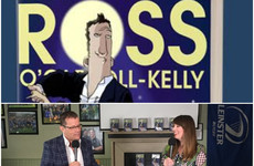 WATCH: Paul Howard on Ross O'Carroll-Kelly, fame and finding inspiration in Kiely's pub