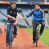 On yer bike: GAA stars get behind charity cycling initiative