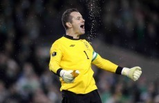 36 today: Shay Given is a big boy now
