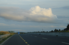 Elderly woman dies after being hit by SUV on Galway motorway
