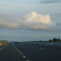 Elderly woman dies after being hit by SUV on Galway motorway