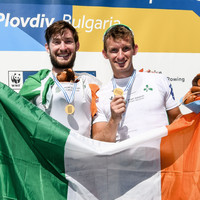 'We planned to win it all year' - World champion O'Donovan brothers elated by gold medal display in Bulgaria