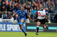 Double Jamison as Leinster big guns hit seven against Dragons