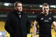 Hansen not 'bitching' about ref call in All Blacks' shock loss