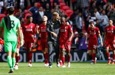Klopp proud after Liverpool's 'best game of the season'