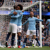 Sane, Sterling and the Silvas sparkle as City make light work of Fulham