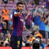 Watch: Luis Suarez helps inspire Barca's fightback against Real Sociedad