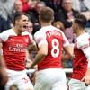 Xhaka stunner helps Emery's Gunners to third straight win