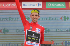 Britain's Yates set to secure Tour of Spain title