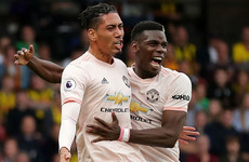 The only thing I don't like about Smalling is his hair - Mourinho