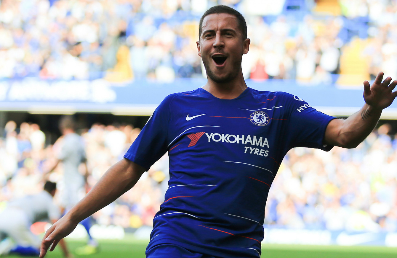Eden Hazard 'maybe' The Best In Europe · The42