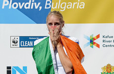 Gold for Ireland! Sanita Puspure crowned women's single sculls world champion