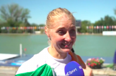 'I found yesterday very emotional seeing the boys winning gold. I wanted the anthem to be playing for me as well'