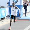 Kenyan marathon master Kipchoge smashes world record