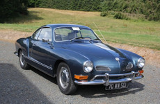 5 classic cars to add some glamour to your driveway