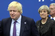 'Irritated' May blasts Boris as London mayor calls for second Brexit referendum