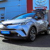 Here's a chance to win a new Toyota C-HR Hybrid Sport worth €30k