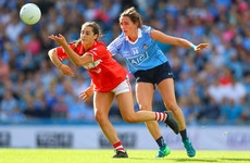 Record-breaking attendance of over 50,000 watches Ladies All-Ireland football final