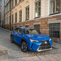Review: The all-new Lexus UX hybrid crossover is bang on trend (and looks the part too)